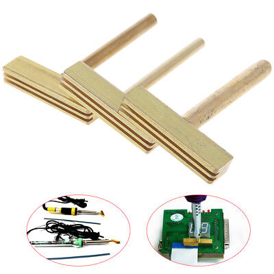 30W/40W/60W T Soldering Iron Tips With Hot Press For LCD Screen Cable Repair 3Pc