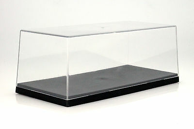 Triple9 Acrylic Single Cabinet for Model Cars on a Scale of 1:18