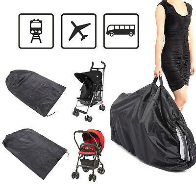 Waterproof Gate Check Pram Travel Bag for Umbrella Buggy and Pushchair Stroller