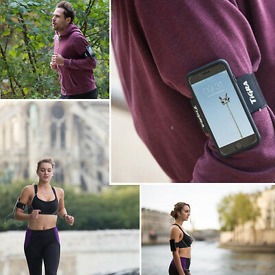 Tigra Sport Fitclic Armband for Iphone & Galaxy Smartphones - Great for Running