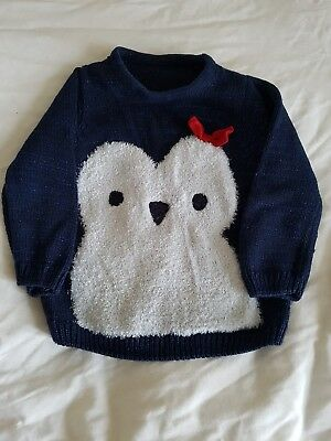 18-24 months girls christmas jumper