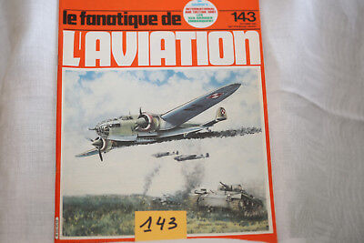 le fana de l'aviation-n°143-l'étrange affaire du Martin XB51-S.O.4000-2°-10/81
