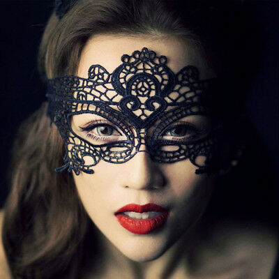 Women EYE mask Ecstasy for Halloween Masquerade Party Sexy Lace Eyemask
