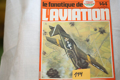 le fana de l'aviation-n°144-l'étrange affaire du Martin XB51 2°-S.O.4000 3°-