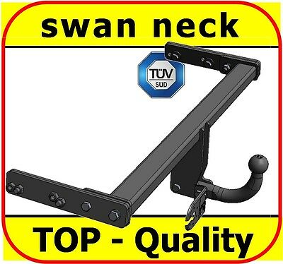 Towbar TowBall Volvo XC60 2008 - on / XC70 2007 - on / swan neck TowHitch