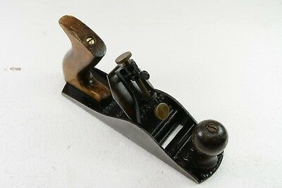 Vintage Shelton No 04 hand plane . Made in USA  not Stanley
