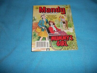 MANDY  PICTURE STORY LIBRARY BOOK from the l990's - never been read:ex condit!