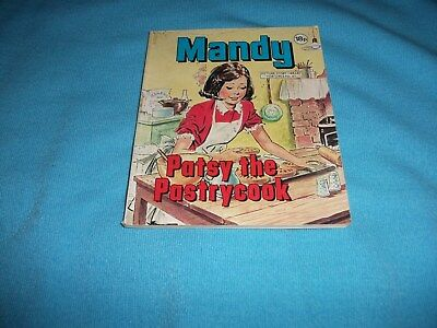MANDY  PICTURE STORY LIBRARY BOOK from the l980's - never been read:vg condit!