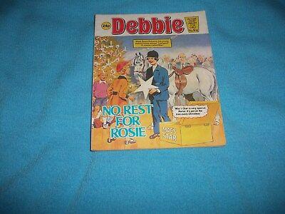 DEBBIE  PICTURE STORY LIBRARY BOOK  from 1980s - never been read: gd condit!