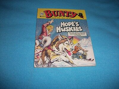 BUNTY  PICTURE STORY LIBRARY BOOK  from 1980's - never been read - vg condition!