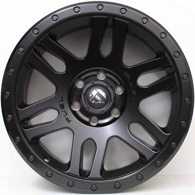 20 inch GENUINE FUEL RECOIL  4X4 SUV NEW RELEASE ALLOY WHEELS