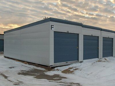 DuroSTEEL JANUS 10' Wide by 10' Tall 2000 Series Commercial Roll-up Door DiRECT