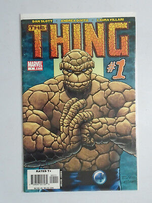 Thing (2nd Series) #1, 6.0 (2006)