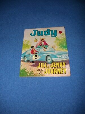 JUDY  PICTURE STORY LIBRARY BOOK from 1970's: never been read - vg condit!