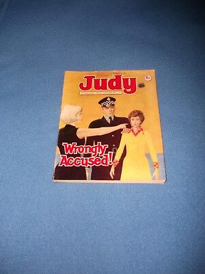 JUDY  PICTURE STORY LIBRARY BOOK from EARLY 1970's: never been read - vg condit!