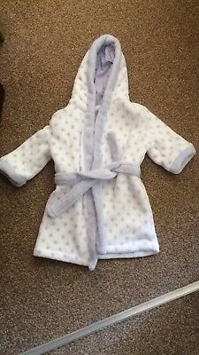 0-6 Months Dressing Gown