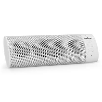New Portable Bluetooth Wireless Mini Speaker Bass Bar Iphone Ipad Mp3 Aux White