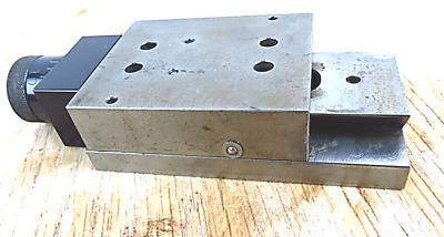 """Small Dovetail Positioning Slide.001 Dial Increments CNC Optics Photo 1"""" Travel"""