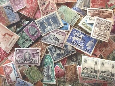 BRITISH EMPIRE/ COMMONWEALTH. About 500 Mint & Used good Quality Stamps