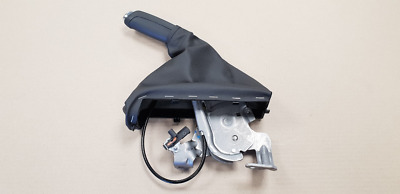Genuine Vauxhall Corsa D Handbrake Lever With Gaiter Leather Boot 13255754