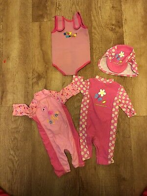 Uv Swim Suits 6-9 Months