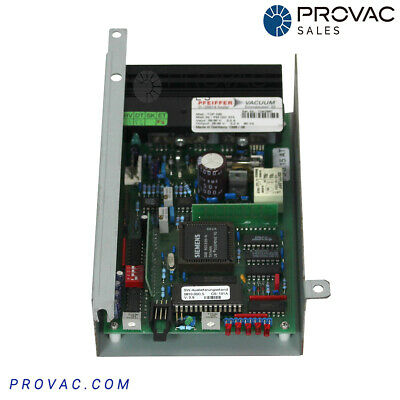 Pfeiffer TCP-035 Turbo Pump Controller, Rebuilt By Provac Sales, Inc.