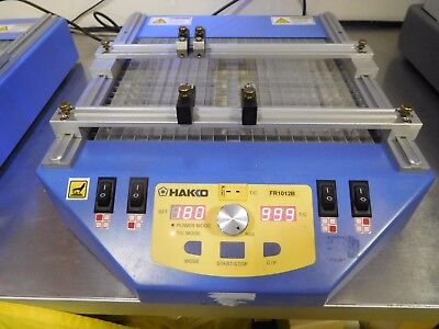 Hakko FR1012B Solder Station Rework Preheater, Tested