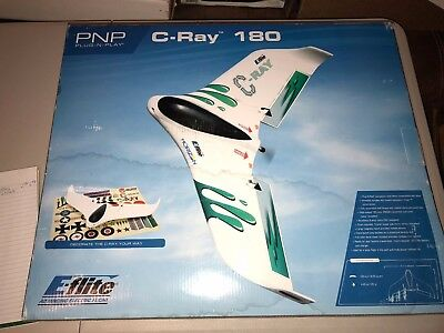 Crash's Planes 36 of 150 C-RAY 180 flying wing PNP