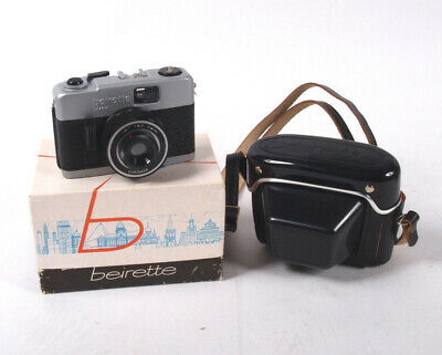 Beirette VSN Camera with Case and box classic lomo