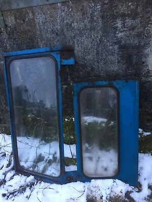 Ford 2000 3000 4000 5000 7000 tractor Rear Windows