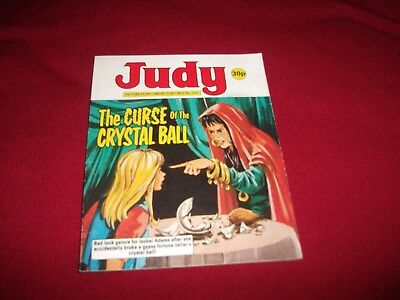 JUDY  PICTURE STORY LIBRARY BOOK from 1980's: never been read - ex condit!