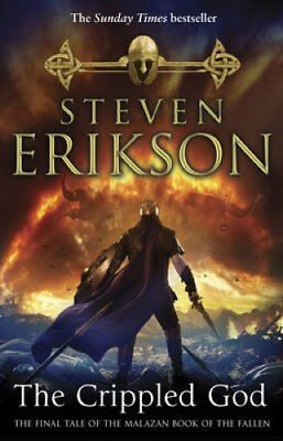 The Crippled God The Malazan Book of the Fallen 10 9780553813180