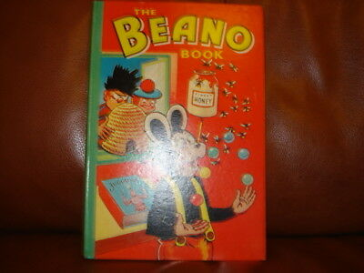 Beano Annual 1958 Excellent+ - best example