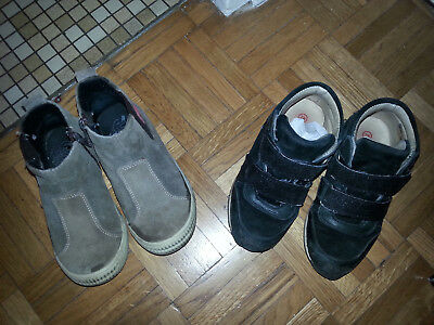 Lot Chaussures Fille Dpam Et Gemo Pointure 28