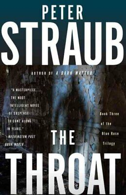 The Throat by Peter Straub 9780307472236 (Paperback, 2010)