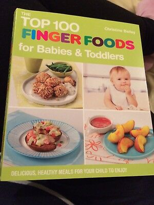 Top 100 Finger Foods For Babies And Toddlers