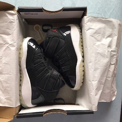 Brand New Air Jordan 11 72-10 Toddler 5C $80