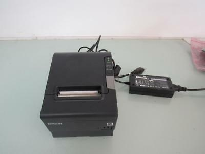 Epson Model M244A TM-T88V POS Thermal Receipt Printer W/ Charger