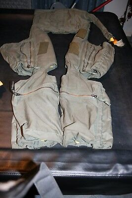 Two RAAF Anti-G Garments Fighter Pilot G-Suits