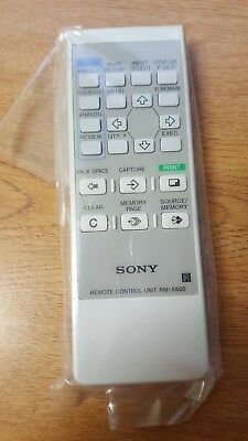 Sony Remote Control Unit RM-5500 NEW