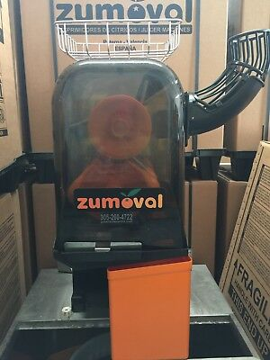 Commercial Citrus Juicer - Zumoval Minimax - Used