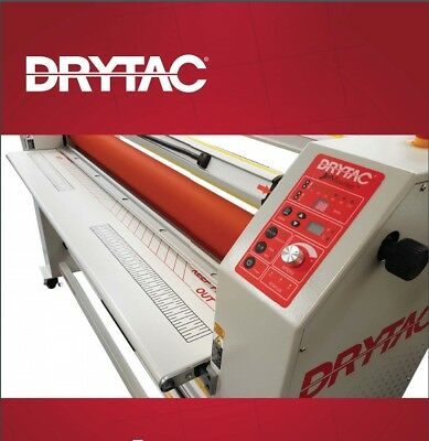 JETMounter 34 Laminator by Drytac New in the crate. Paid $1400