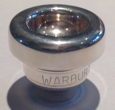 Warburton Trumpet Mouthpiece Top 8MC Oviedo