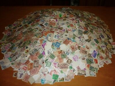 World Stamps, A mountain of 2.5 kilos