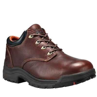 Timberland PRO 47015 TiTAN Oxford EH ASTM Rated Soft Toe Non Slip Work Shoes