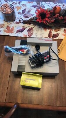 Nintendo Entertainment System Gray Console Tested and Works  NES
