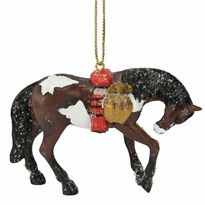 TRAIL OF PAINTED PONIES - Trail of Tears - Christmas Ornament - Resin