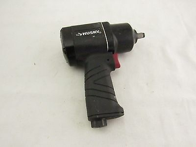 Husky 3/8 in. 250 ft. lbs. Air Impact Wrench Twin Hammer Impact H4425 *USED