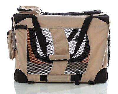 Pet Carrier for Small Pets–Features Super Strong Steel Frames LIMITED TIME OFFER