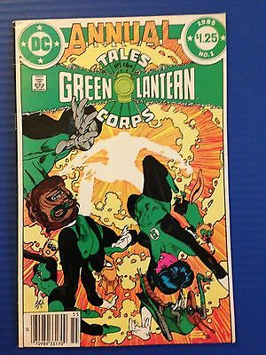 Tales of the Green Lantern Corps Annual #1 (1985)